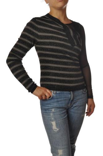 Pepe Maglieria Nero 5384009c191148 Patrizia pullover Donna B4YCnwq