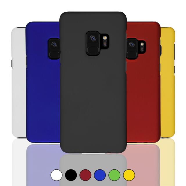 the best attitude b0aab 769ee Hardcase for Samsung Galaxy A8 (2018) EU Version Rubberized Yellow Cover  Case