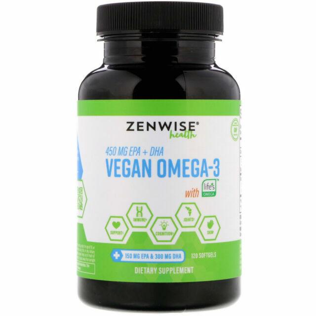 best vegan omega 3 supplement