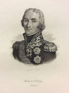 Marechal-Andre-Massena-Print-of-1847-France