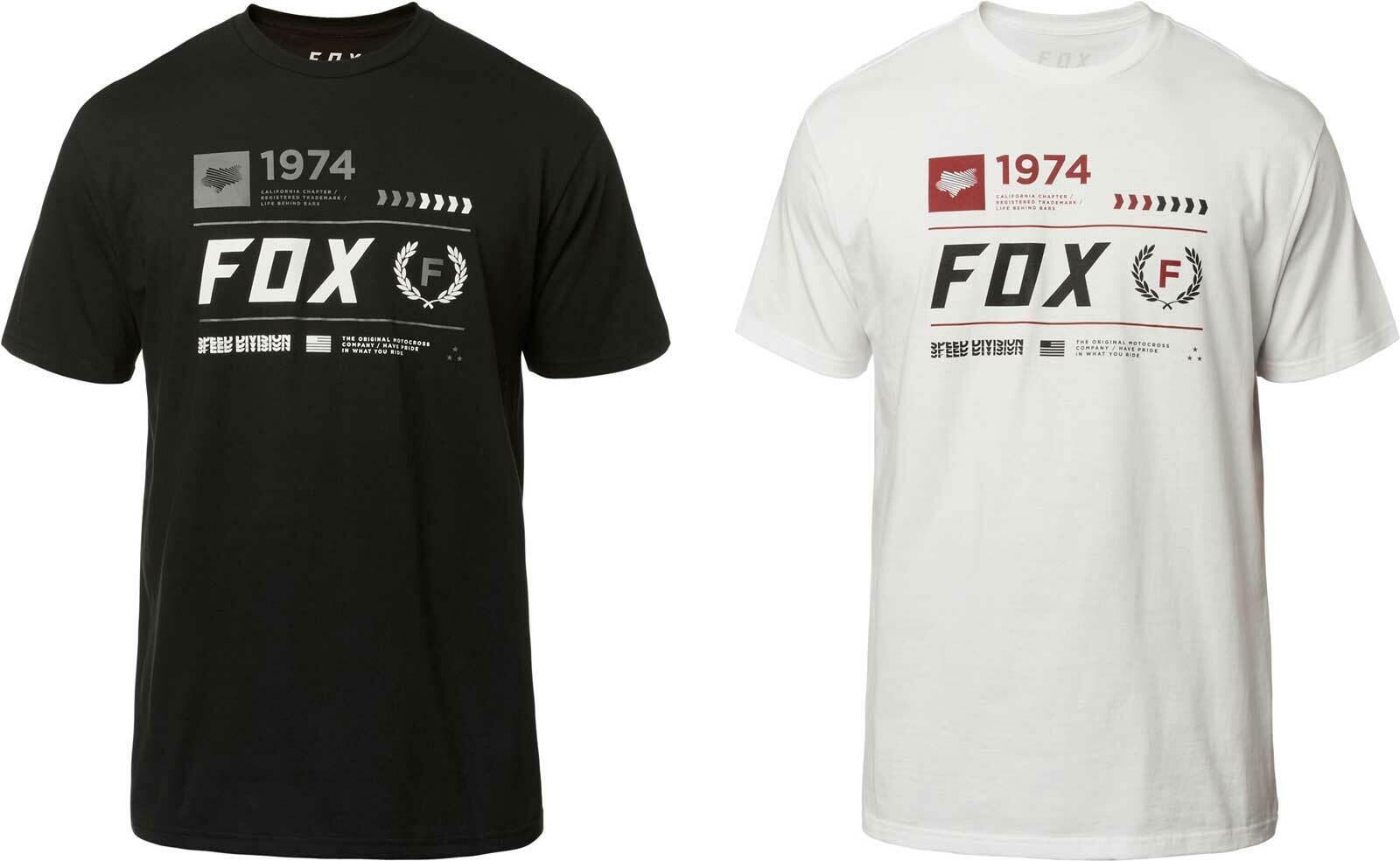 Fox Racing Men/'s Honda Premium Graphic T-Shirt