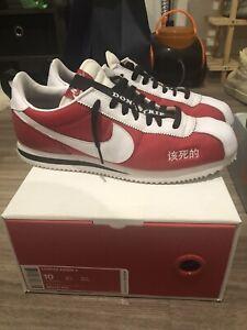 more photos 1b2b2 f9e0e Details about Nike Cortez Kendrick Lamar x Cortez Kenny 2- US Size 10  (Men's)