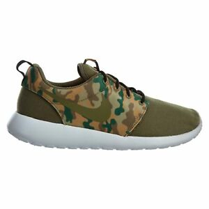 best sneakers 5943e 7dca0 Image is loading Nike-Roshe-One-SE-Olive-Green-Medium-Camo-