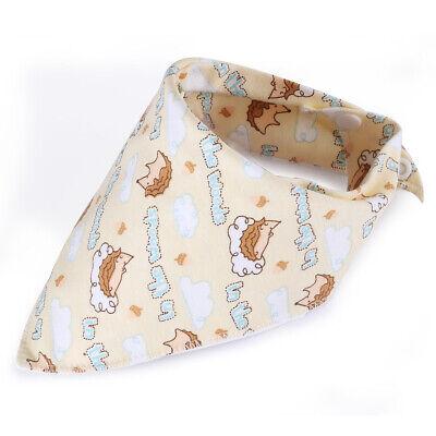 Baby Boys Girls Bibs Saliva Towel Toddler Bandana Triangle Cute Scarf Feeding 1p