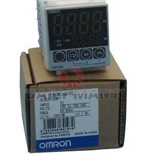 Nuevo-Termometro-Temperatura-Omron-E5CWL-Q1TC-100-240VAC-Resistencia-Calidad