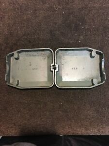 MP4971 YAMAHA LOWER ENGINE MOUNT COVERS HPDI 6E5-44553-01-8<wbr/>D