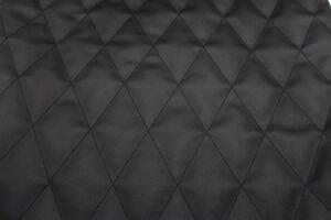schwarzes kunstleder gesteppt meterware gesteppter stoff steppstoff kunstleder ebay. Black Bedroom Furniture Sets. Home Design Ideas