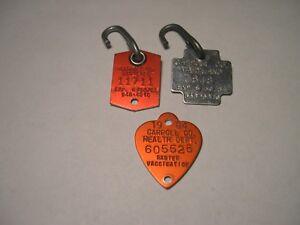 Rabies Tags | 2020 Rabies Tag | Ketchum Mfg. Co. |Dog With Rabies Tag