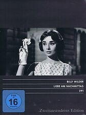 DVD NEU/OVP - Liebe am Nachmittag (Billy Wilder) - Gary Cooper & Audrey Hepburn