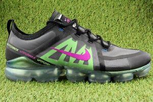 Details zu Nike Air Vapormax 2019 Premium Schuhe Sneaker Herren AT6810 001 Schwarz Fuchsia