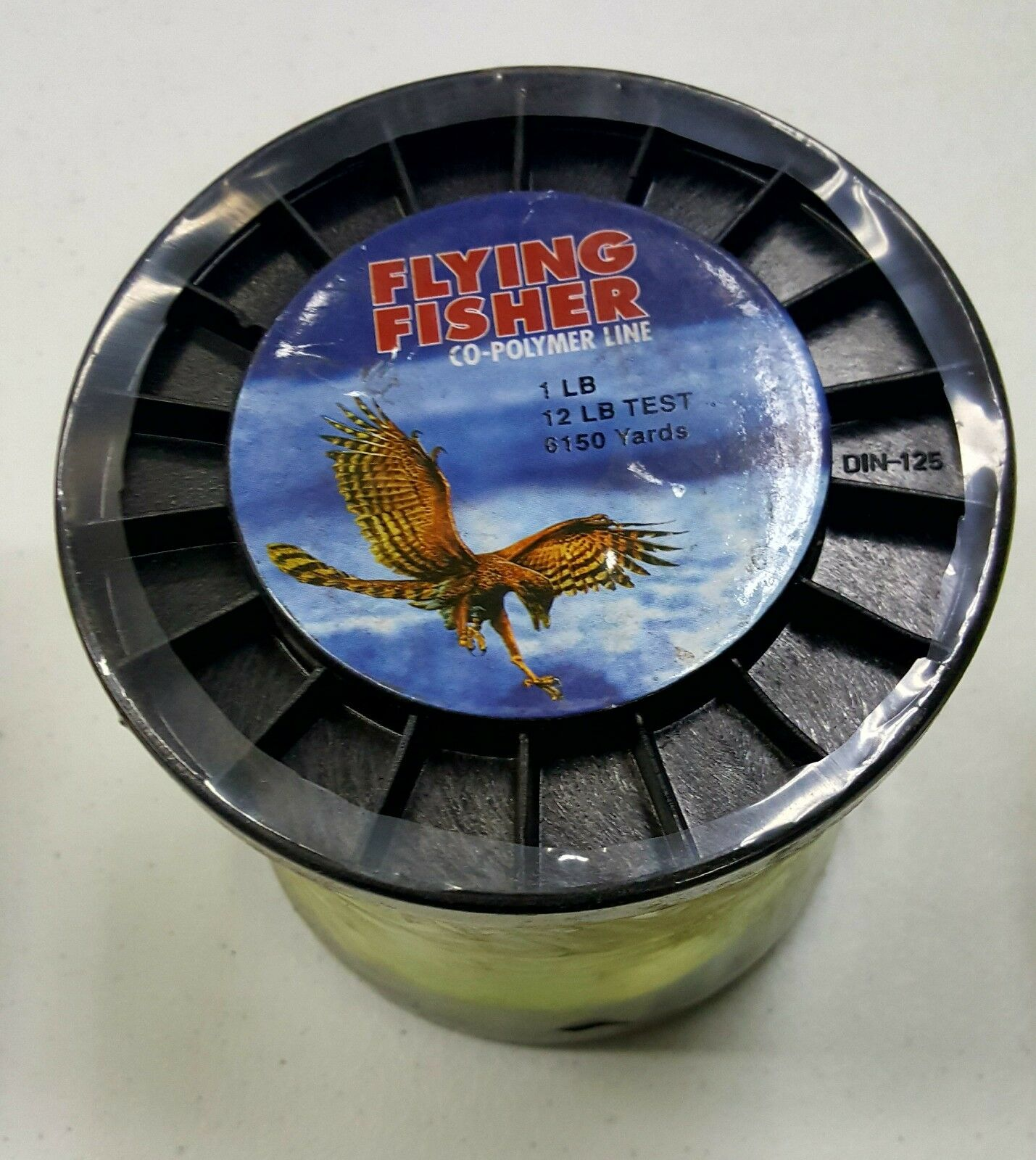12  Lb. 6150 Yards Flying Fisher Copolymer Fishing Line  clearance up to 70%