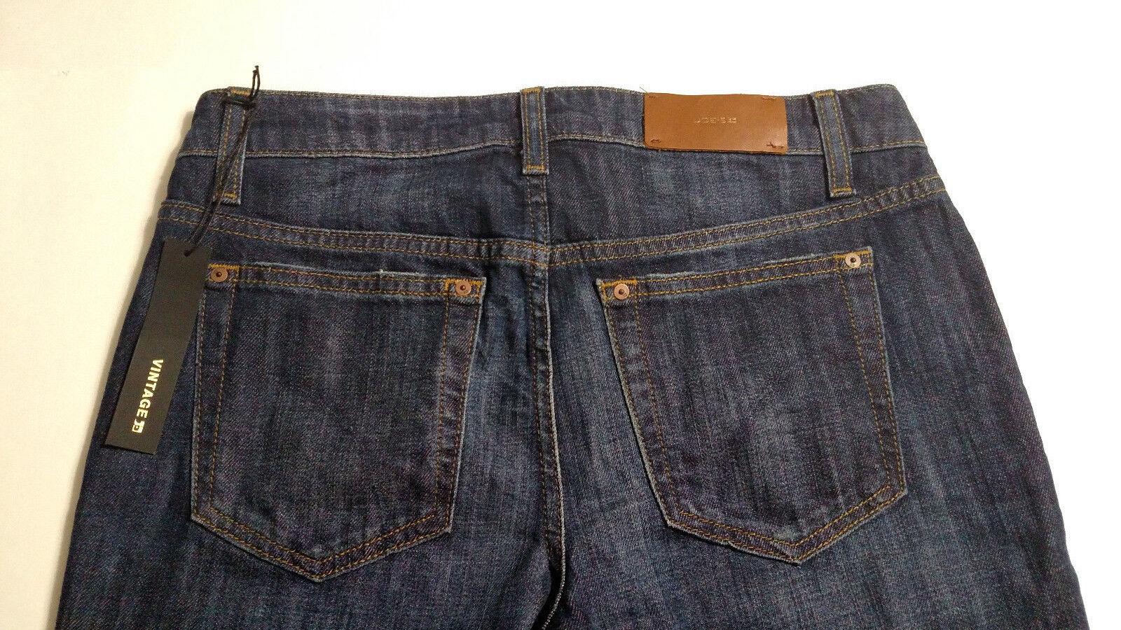 NWT Joe's Jeans High Waist The Flare Visionaire Denim Jeans Sz 28 Vintage Flare
