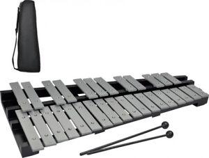 Steinbach-Glockenspiel-30-silberne-Klangplatten-chromatisch