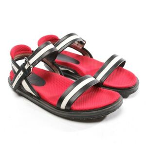 Rot Sandalen 41 Gr Schwarz Damen Marni Schuhe Sandals Shoes D Flats dOXwCxq