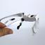 thumbnail 8 - LED Jewelers Head Headband Magnifier Illuminated Visor Magnifying Glasses Loupe