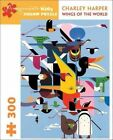 Charley Harper Wings of The World Jigsaw Puzzle 300 P Marshall Perin Har
