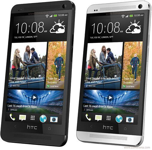 Brand New in Box HTC One M7 - 32GB - (Unlocked) Smartphone INT'L VERSION