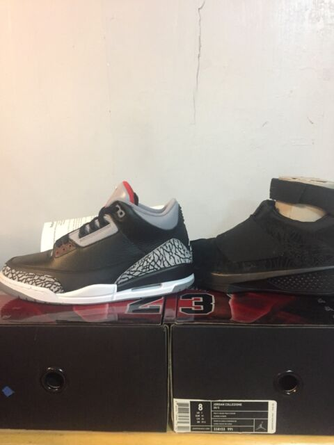 wholesale dealer b2a55 f3329 Nike Air Jordan Collezione 20 3 CDP Countdown Pack Size 8 Retro 3 XX 338153