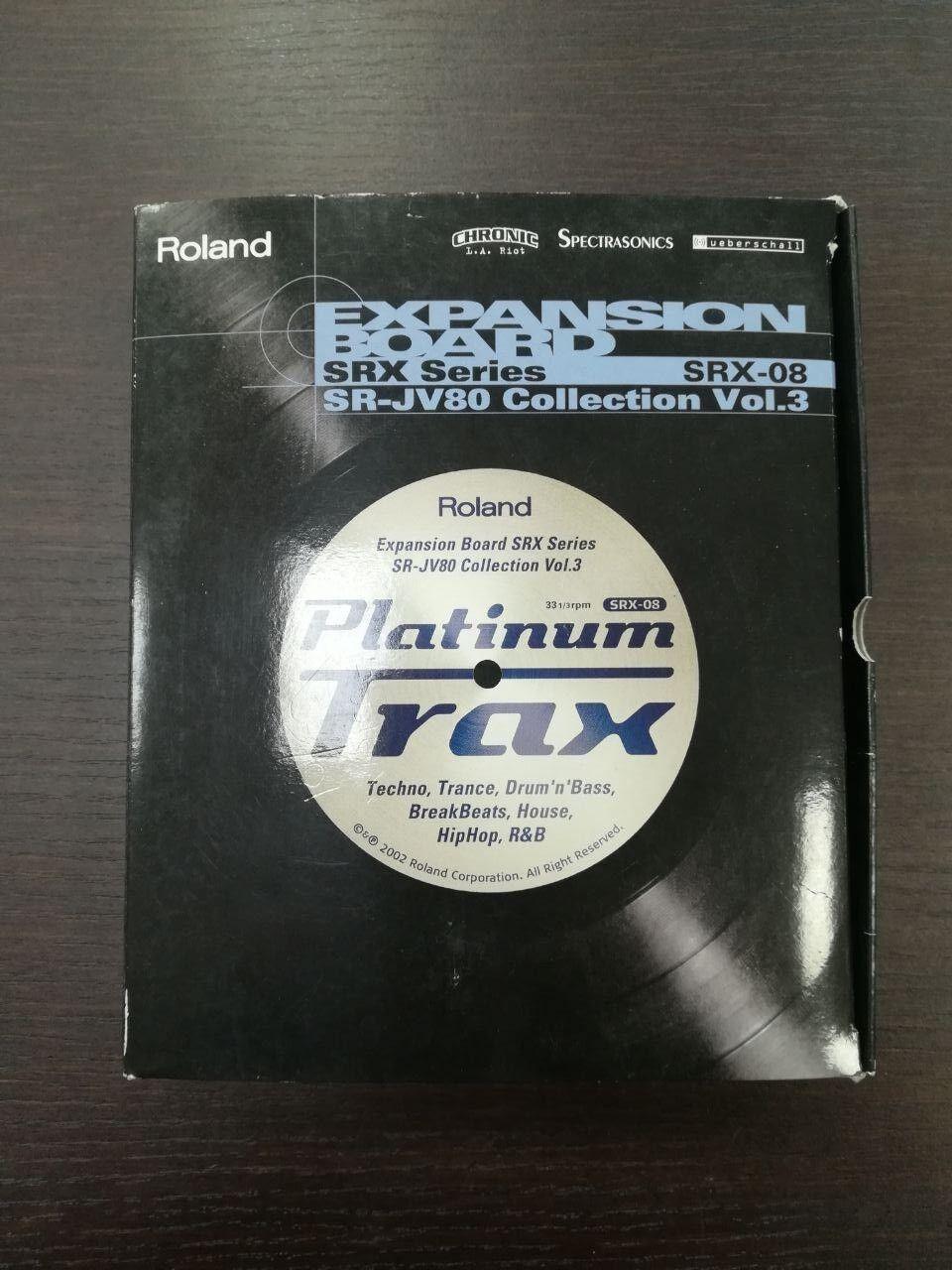 Roland Expansion Board SRX Series