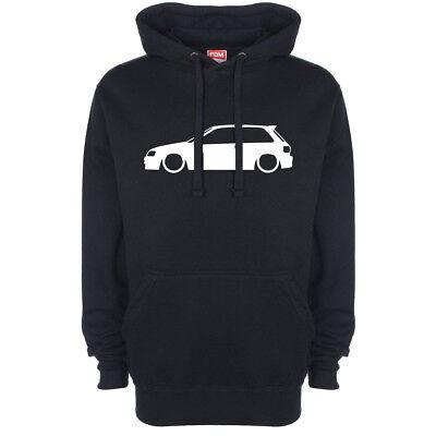 Toyota Starlet Logo Hoody Hoodie Hooded Top