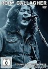 Rory Gallagher Young Fashioned Ways Broadcast 5889007137095 DVD Region 2