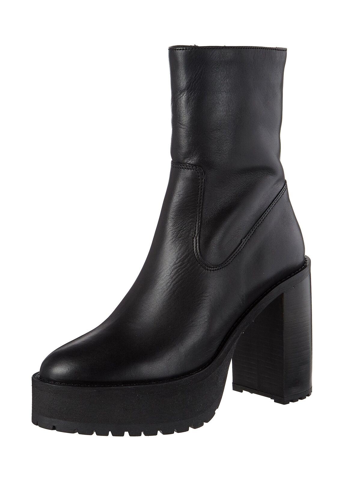 Buffalo Femme ES 30990 Floride Bottes Noir (Preto 01 0) UK 6.5