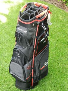 Wilson-Nexus-III-Cartbag-14-Divider-Neuware-UVP-219-Euro