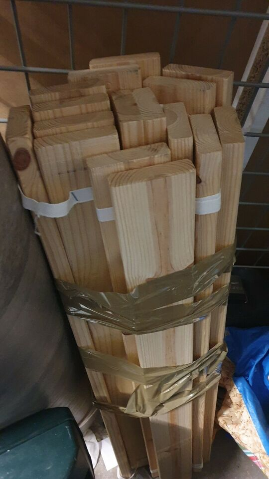 Enkeltseng, Ikea, b: 80 l: 200