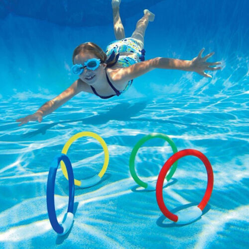 entrepreneur.cd Children Underwater Diving Rings Kids Water Play ...