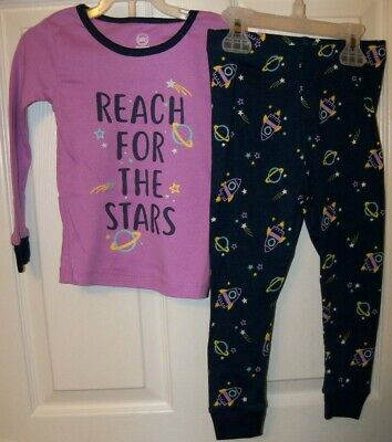 Pijama Largo Reach for The Stars