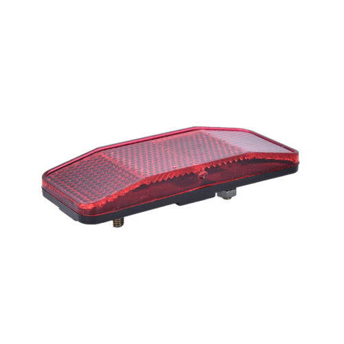 Bicycle Bike Safety Caution Warning Reflector Disc Rear Pannier Racks  YRDR