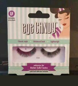 c39a2b7f336 Eye Candy 50's Style Lashes - 004 - False Eyelashes with Glue ...