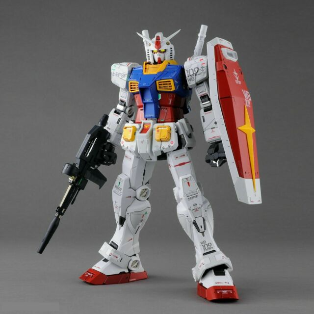 Gundam PG Unleashed 1//60 RX-78-2 Gundam Model Kit