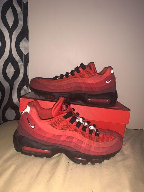 Nike Air Max 95 OG Habanero Red Black