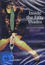 DVD NEU/OVP - Inside The Fifty Shades - Bekenntnisse der Lust - Lily Star