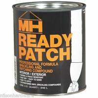 6 Pk 1 Qt Off-white Zinsser Ready Patch Professional Spackling Compound 04424