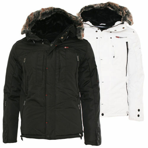 pour Cluses homme New Winter d'hiver Norway Veste Geographical Couleurs 2 Wind k8wOP0n