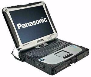 Panasonic Toughbook Multi TouchScreen CF19 Laptop intel core i5 8GB RAM GPS 3G Windows7Pro or Win10 BONUS: FREE 1TB HD Canada Preview