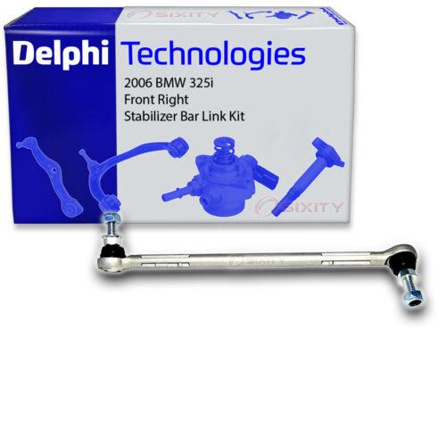 Delphi Front Right Suspension Stabilizer Bar Link Kit for 2006 BMW 325i jt