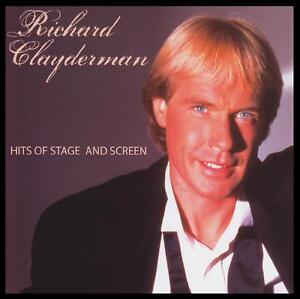 RICHARD-CLAYDERMAN-2-CD-HITS-STAGE-amp-SCREEN-CATS-EVITA-PHANTOM-OPERA-NEW