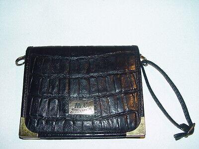 schöne kleine Damen Handtasche / Abendtasche / Clutch Marc Chantal siehe Foto!
