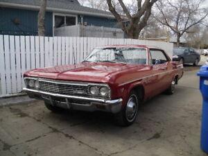 1966 impala 4 door hardtop
