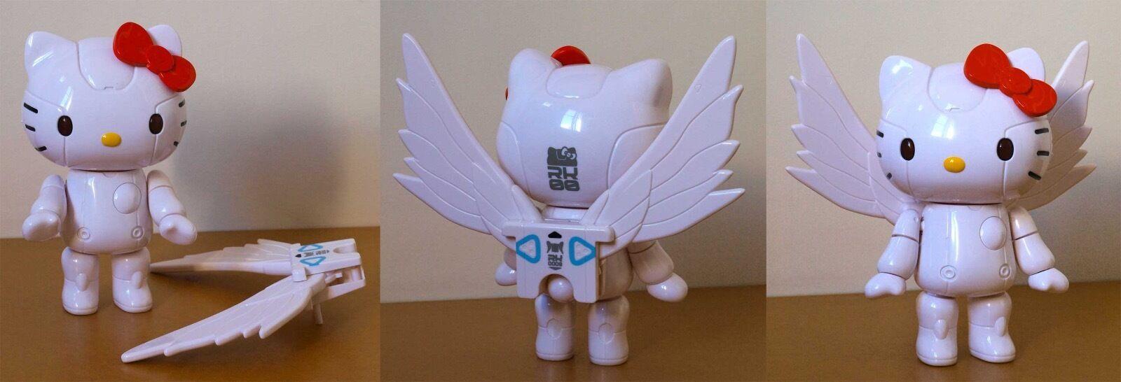 Hello Kitty Robot K Kittyrobot Sanrio Japan Collectible figure wings