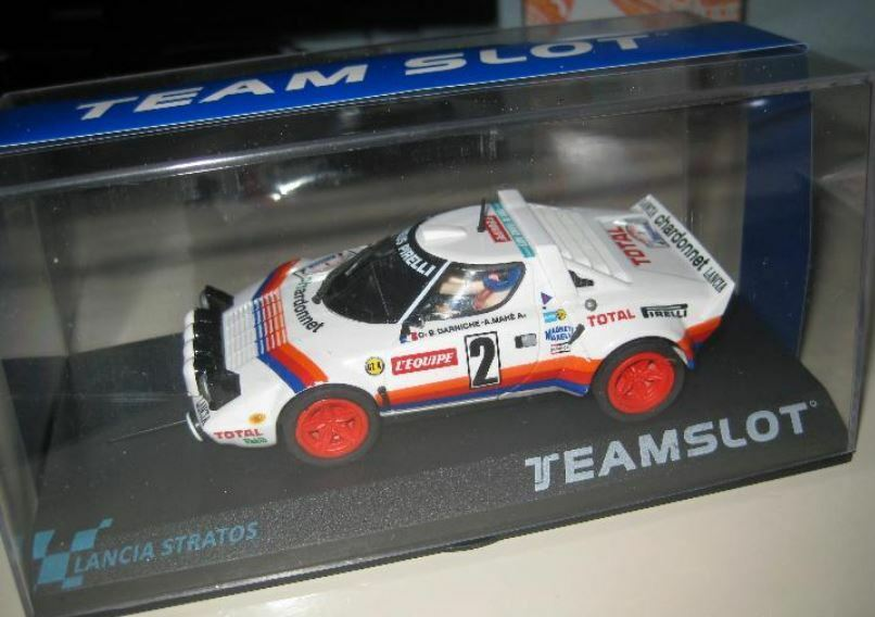 Scalextric  - LANCIA STRATOS TOUR DE FRANCE 1980