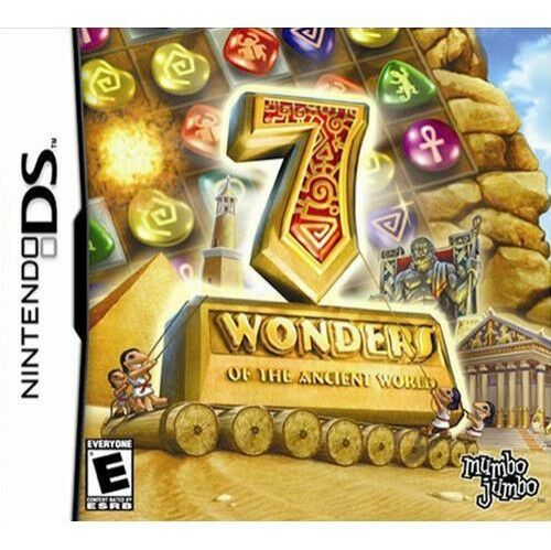 7 Wonders Of The Ancient World Nds GAME NEUF