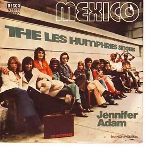 45-TOURS-VINYL-HUMPHRIES-SINGERS-MEXICO