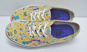 7a29726bb1 Image is loading Vans-Authentic-Liberty-Wonderland-True-White-VN-0ZUKFHI-