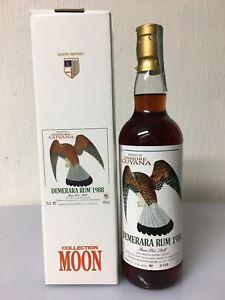 Demerara 1988 - 2011 Enmore Guyana Rum Sherry Wood Pot Still 23yo 70cl 46%Vol