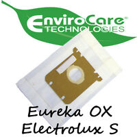 Eureka Ox & Electrolux S Canister Vacuum Bags Fits Harmony, Oxygen And More