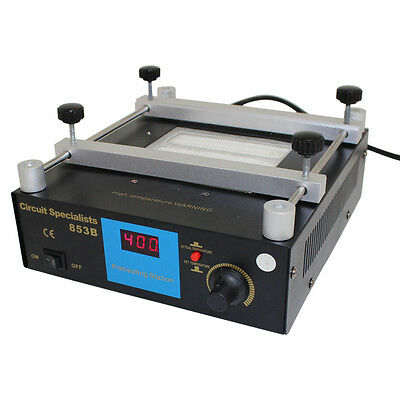 Circuit Specialists CSI 853B Digital Preheater Desoldering Station